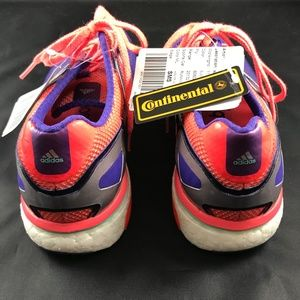9401fec09d9 Adidas Shoes - NWT Adidas ADIOS Boost Racing Flats Purple Coral 9